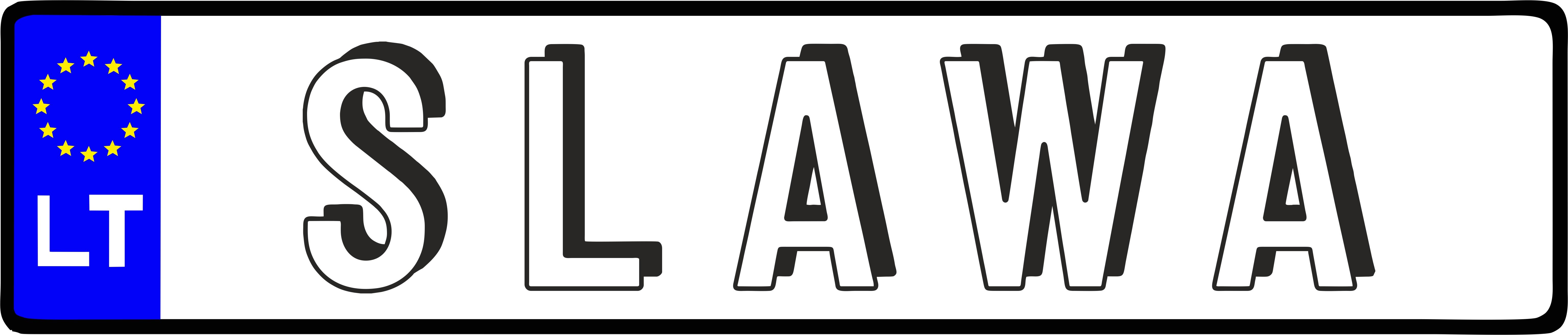 Vardiniai automobilių numeriai