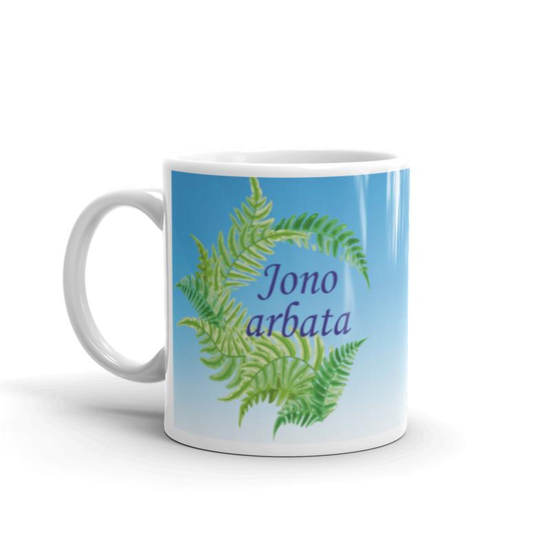 Jono/Janinos puodelis