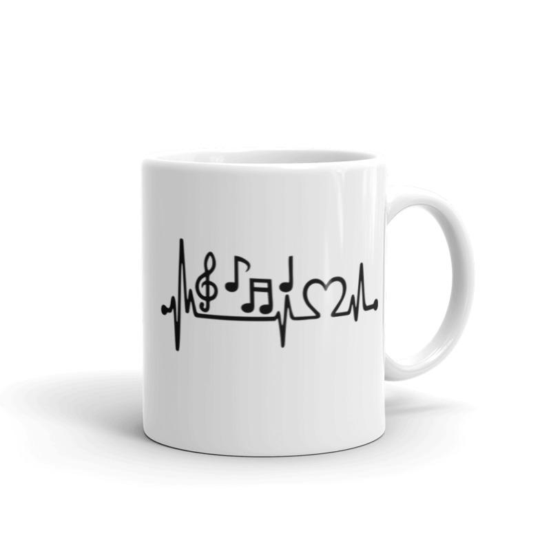 Natos ant puodelio