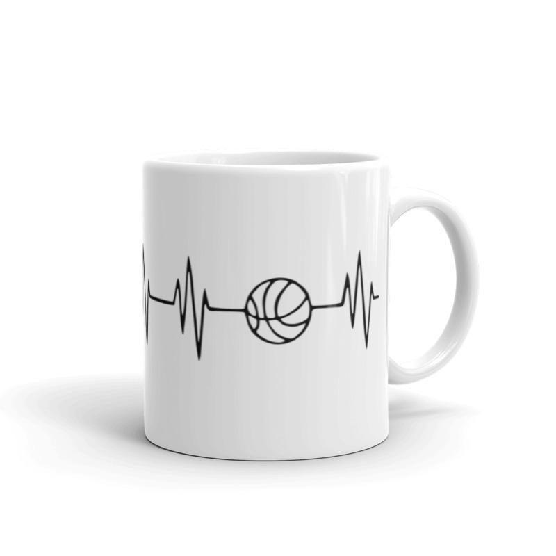 Krepšinis ant puodelio